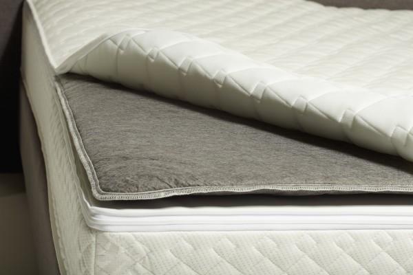 Komfort-Auflage / Vliesseinlage
